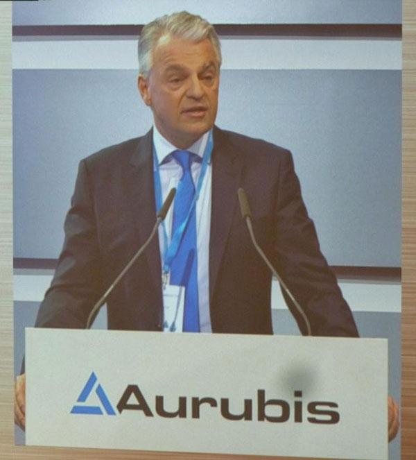 Hauptversammlung von Aurubis beschließt Ausschüttungsquote von 41 Prozent