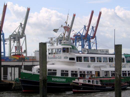 Fotos Hamburg Övelgönne 2009 – Fotogalerie