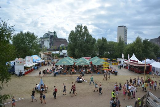Fotos Dockville Festivals 2013