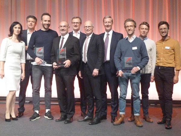 Hamburger Gründerpreis 2019 vergeben