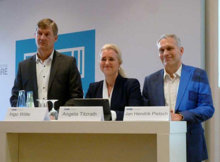 Ziel der HHLA: Bis 2040 klimaneutrales Unternehmen
