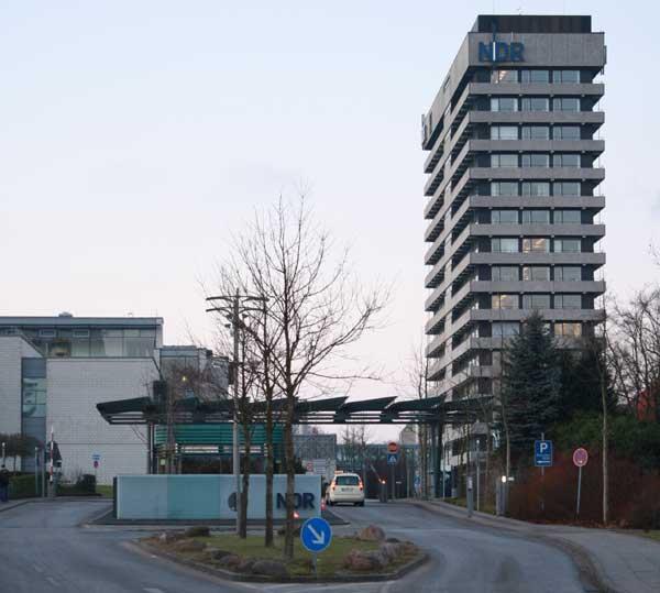 NDR Asbest-Bürohochhaus: NDR schlägt Verwaltungsrat Neubau vor