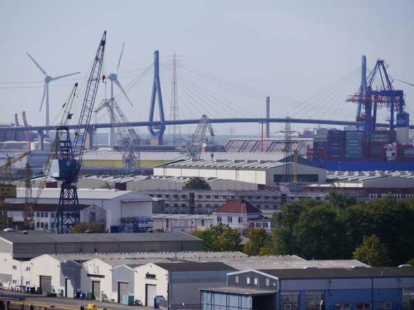 Hamburg – der Aufbau einer Großstadt Deutschlands