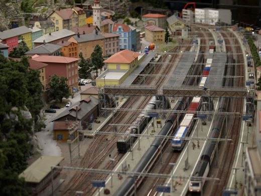 Miniaturwunderland – die größe Eisenbahnanlage der Welt
