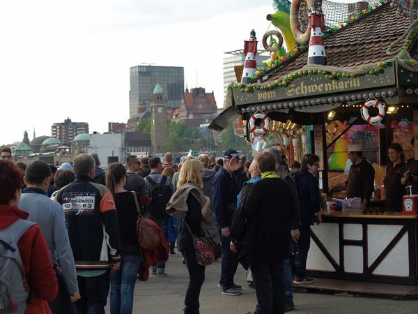 Großveranstaltungen in Hamburg – wie lässt sich die Sicherheit der Besucher erhöhen?