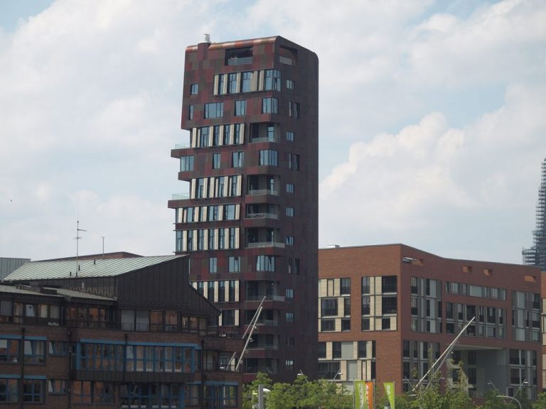 Fotos aus der Hamburger Hafencity 2015