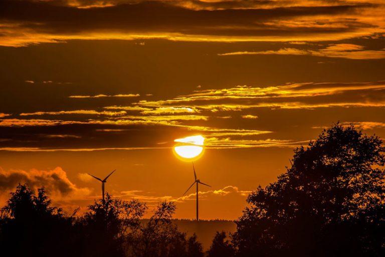 Energieverbrauch senken – Trendwende erneuerbare Energien