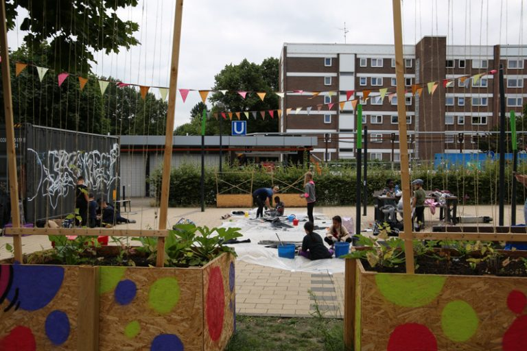 """Das Stadtmusical """"Planet Billstedt"""" am 14. und 15. August 2021"""