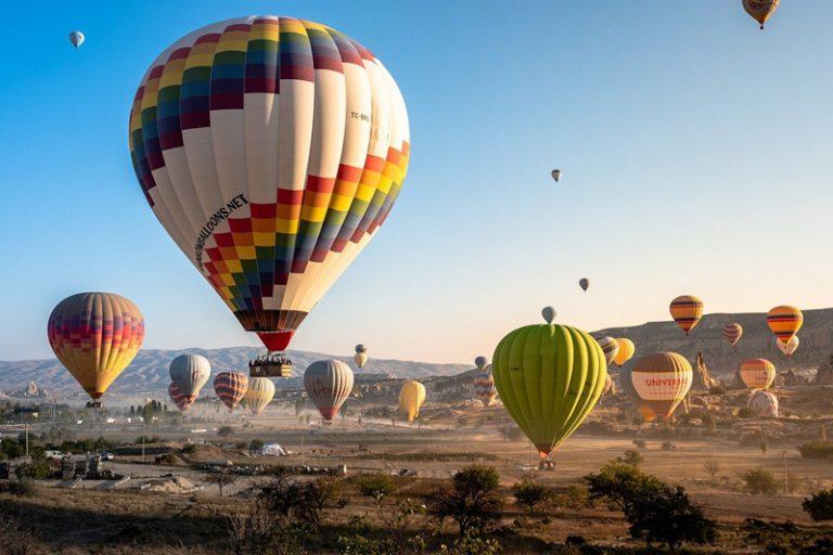 Eine Fahrt mit dem Heißluftballon – immer wieder atemberaubend und spannend zugleich