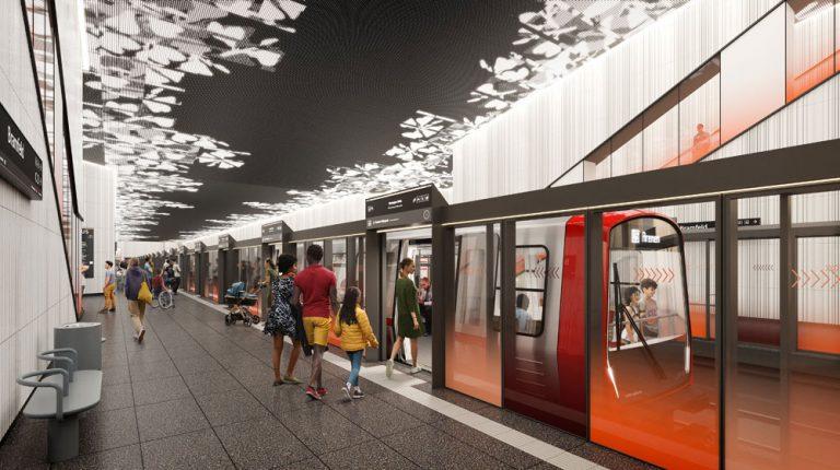 U5 Bramfeld – City-Nord kann gebaut werden: Planfeststellungsbeschluss erteilt